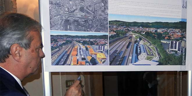 Tav Vicenza, arrivato il progetto preliminare di Rfi