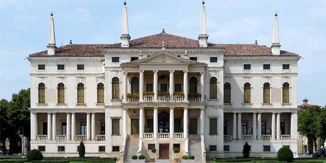 Villa Barbarigo, a Noventa Vicentina - Foto: Marcok / Wikipedia (C.C. 3.0)