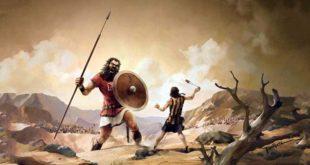 Come finirà questo ennesimo scontro fra Davide e Golia?