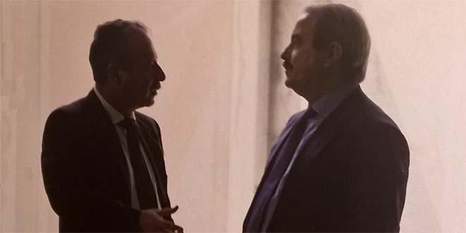 I magistrati Giovanni Falcone e Paolo Borsellino, uccisi nel 1992