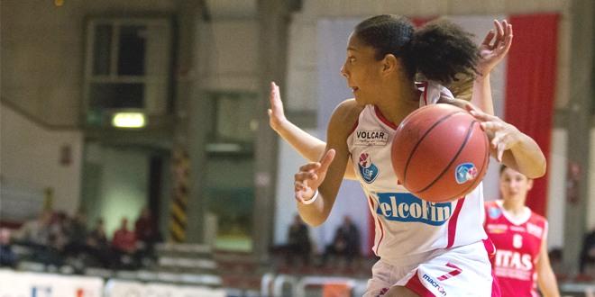11 punti per Camilla Mingardo nella sfida contro Bolzano