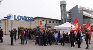 I giorni della protesta alla Lovato Gas