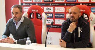 Da sinistra: Francesco Pioppi e Nicola Zanini