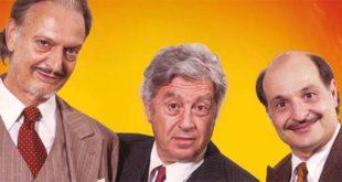 """Gli interpreti di """"Hollywood. Come nasce una leggenda"""", da sinistra: Alberti, Catania e Ramazzotti"""