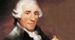 Franz Joseph Haydn in un ritratto di Thomas Hardy (1792)