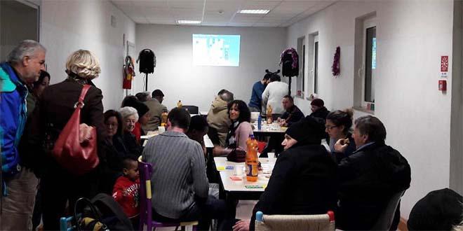 Vicenza, Festa di Natale all'Albergo Cittadino