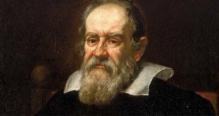 Galileo Galilei, in un dipinto di Justus Sustermans
