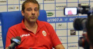 Il nuovo allenatore del Bassano Giovanni Colella (Foto tratta da www.ciaocomo.it)