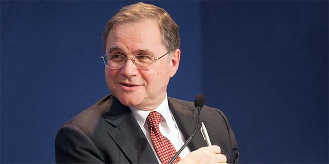 Il governatore della Banca d'Italia Ignazio Visco - Foto: World Economic Forum (CC BY-SA 2.0)