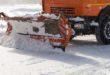 Valdagno si prepara all'arrivo della neve