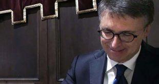 Il presidente dell'Autorità nazionale anticorruzione Raffaele Cantone