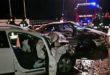 Malo, scontro fra auto nella notte. Tre feriti