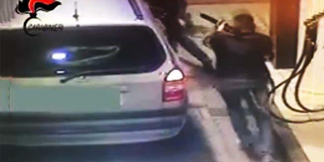 Ecco le immagini della sparatoria a Santorso