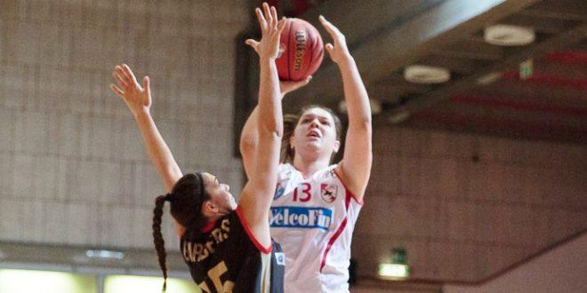Non sono bastati, alla VelcoFin, i 23 punti di Melisa Brcaninovic per conquistare la vittoria contro Milano