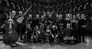 "L'orchestra da camera ""Lorenzo Da Ponte"" - Foto di Marco Caselli Nirmal"
