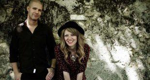 Il duo Alice Testa e Riccardo Bertuzzi