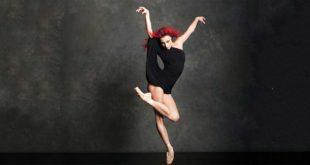 La ballerina Céline Cassone (Foto di Ken Browar)