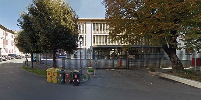 L'ex tribunale di Vicenza