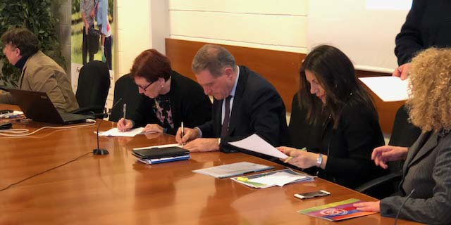 Coldiretti convince i candidati vicentini al Parlamento