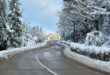 Il freddo in arrivo sul Veneto. Gelo, neve e vento