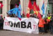 Omba, lavoratori e sindacati protestano a Genova