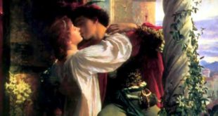 """Romeo and Juliet"", dipinto di Frank Dicksee, 1884"