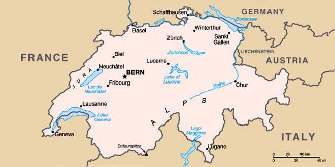 Confindustria, un accordo per la fiscalità in Svizzera