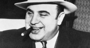 Al Capone, il simbolo di quel gansterismo che proliferò nell'America del proibizionismo