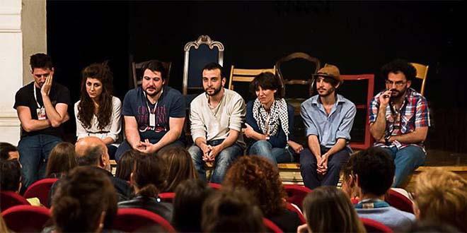 Il collettivo Controcanto (Foto di Costanza Maremmi)