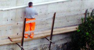 Un esempio di scarsa sicurezza sul lavoro