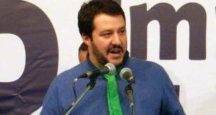 Il leader della Lega Matteo Salvini - Foto: Fabio Visconti (CC BY-SA 3.0)