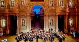 L'Orchestra dei fiati della Provincia di Vicenza al Teatro Olimpico