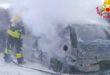 Roana, incendio distrugge auto. Non si esclude il dolo