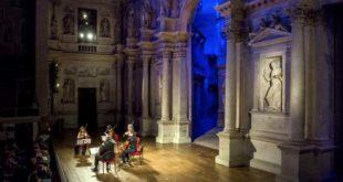 Musica da camera alle Settimane musicali al Teatro Olimpico (Foto Luigi De Frenza)