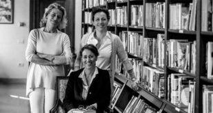 Lorenza, Lavinia e Veronica Manfrotto