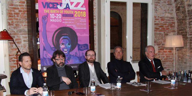 Presentato oggi il festival Vicenza Jazz 2018