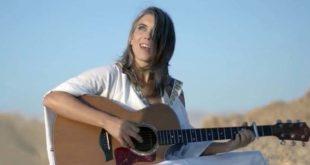 La cantante israelo-canadese Yael Deckelbaum, che sarà domenica a Trissino con il movimento No Pfas