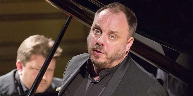 Il baritono Matthias Goerne