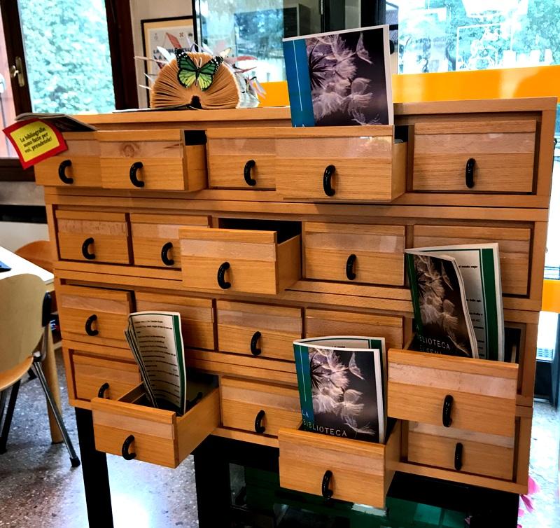 A valdagno la seconda biblioteca dei semi d 39 italia for Prendere in prestito denaro per costruire una casa