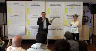 Vicenza, Dalla Rosa si confronta sul programma