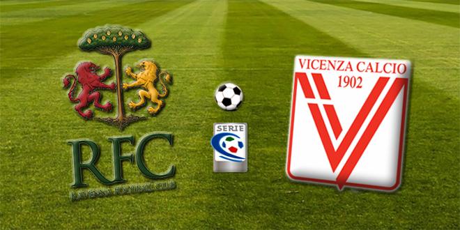 Ravenna-Vicenza – Diretta web – 2-0 (Finale)