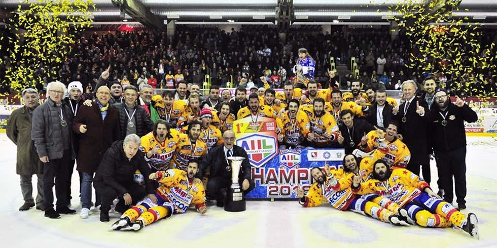 Alps Hockey League Calendario.La Migross Asiago Vince La Alps Hockey League