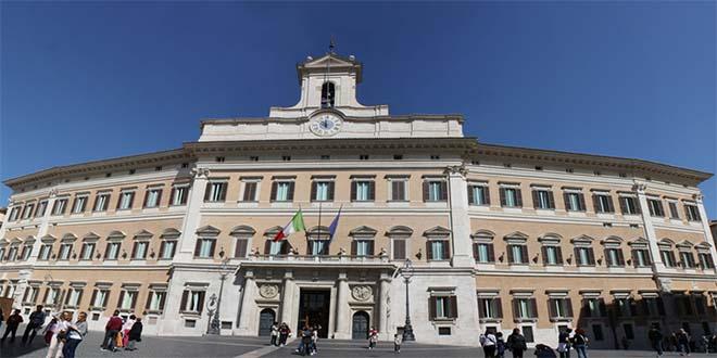 Roma, il palazzo di Montecitorio - Foto di Roncoa - Flickr.it (CC BY-ND 2.0)