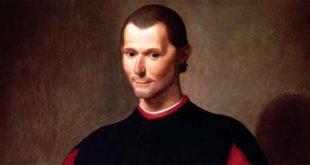 Niccolò Machiavelli in un celebre ritratto di Santi di Tito