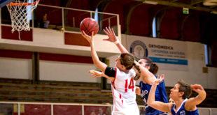 19 punti per la play Francesca Santarelli contro Carugate