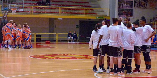 Basket, Schio contro Napoli in semifinale Playoff