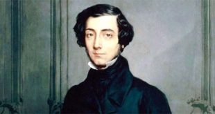 Alexis de Tocqueville ritratto da Théodore Chassériau