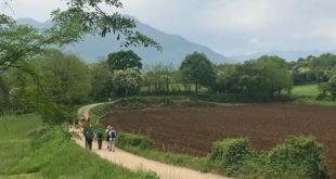 Il Cammino delle apparizioni è stato testato nelle scorse settimane dal primo gruppo di camminatori