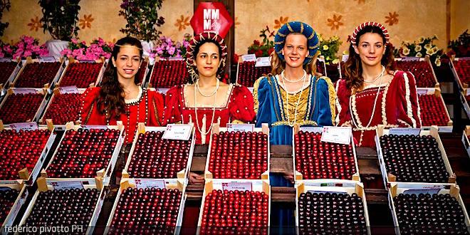 Torna la festa per la Ciliegia di Marostica Igp