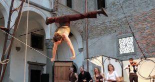Bassano, la compagnia Circo Zoè a Villa Angaran